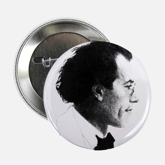 "Faces ""Mahler"" 2.25"" Button"