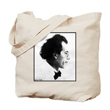 "Faces ""Mahler"" Tote Bag"