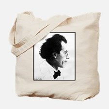 "Faces ""Mahler"" Tote Bag"