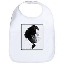 """Faces """"Mahler"""" Bib"""