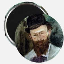 "Faces ""Manet"" Magnet"
