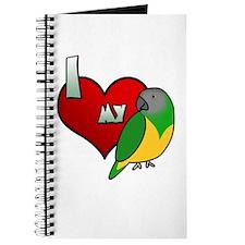 I Love my Senegal Journal