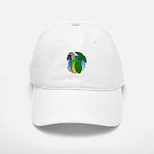 Cartoon Bird Senegal Baseball Baseball Cap
