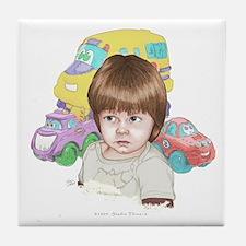 Funny Scott zambelli Tile Coaster