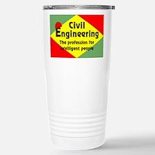 Smart Civil Engineer Travel Mug