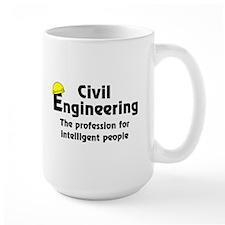 Smart Civil Engineer Mug