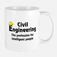 Smart Civil Engineer Mug