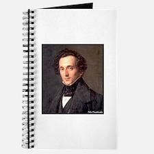 """Faces """"Mendelssohn"""" Journal"""