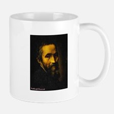 "Faces ""Michelangelo"" Mug"