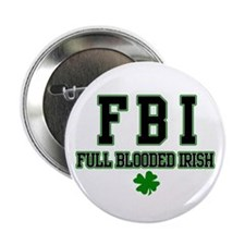 "Irish 2.25"" Button"