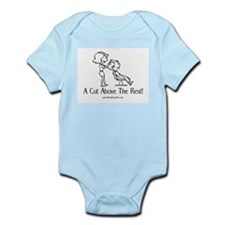 Cut Above (hairstylist) Infant Bodysuit