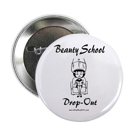 "Beauty School 2.25"" Button (100 pack)"