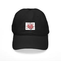 Gillian broke my heart and I hate her Baseball Hat