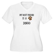 My best friend is a DINGO T-Shirt