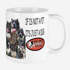 NOT JUST A DOG Mug