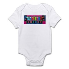 Celebrate Infant Bodysuit