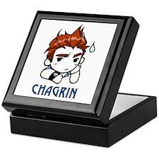 Chagrin Keepsake Box