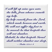 """Psalm 121 """"My Help Cometh From the Lord"""""""