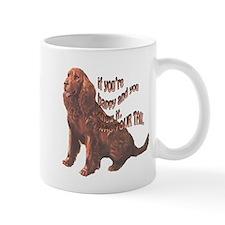 Happy American Water Spaniel Mug