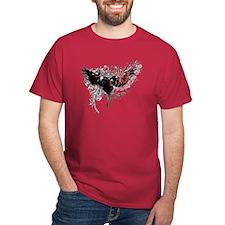 Vampire Dog Heart of Darkness T-Shirt