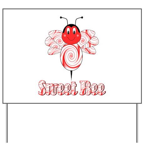 Sweet Bee Yard Sign