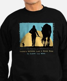 Good Ride Equestrian Sweatshirt