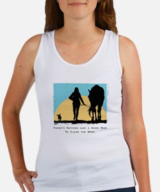Good Ride Equestrian Women's Tank Top