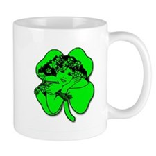 Shamrock Girl Mug
