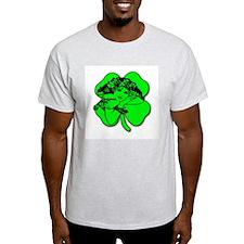 Shamrock Girl T-Shirt