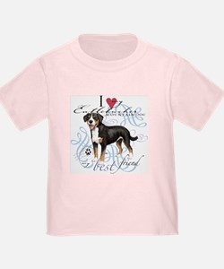 Entlebucher Mountain Dog T