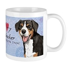 Entlebucher Mountain Dog Small Mug
