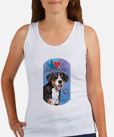 Entlebucher Mountain Dog Women's Tank Top