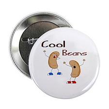 "Cool Beans 2.25"" Button"