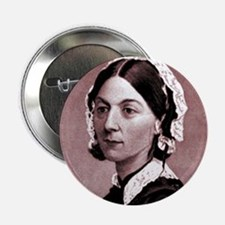 "Faces ""Nightingale"" 2.25"" Button (10 pack)"