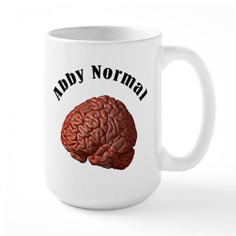 Abby Normal Large Mug