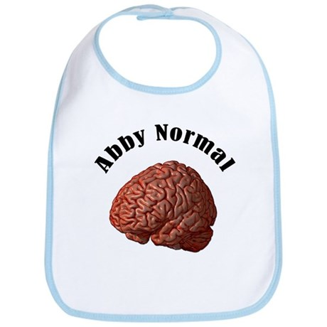 Abby Normal Bib
