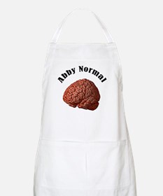 Abby Normal BBQ Apron
