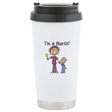 I'm a Nurse Travel Mug