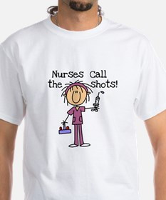 Nurses Call the Shots Shirt