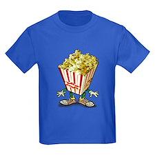 Cute Popcorn humor T