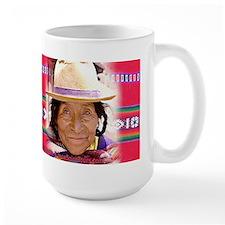Quetchua Wise Woman - Mug