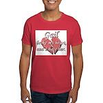 Gail broke my heart and I hate her Dark T-Shirt