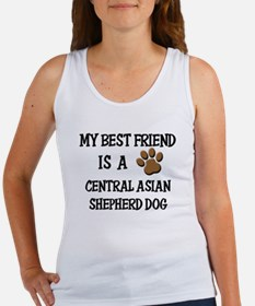 My best friend is a CENTRAL ASIAN SHEPHERD DOG Wom