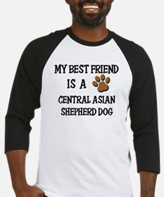 My best friend is a CENTRAL ASIAN SHEPHERD DOG Bas