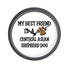 My best friend is a CENTRAL ASIAN SHEPHERD DOG Wal