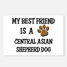 My best friend is a CENTRAL ASIAN SHEPHERD DOG Pos