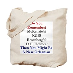 New Orleans and the South Tote Bag
