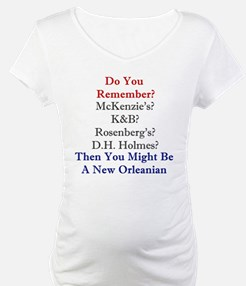 New Orleans and the South Shirt
