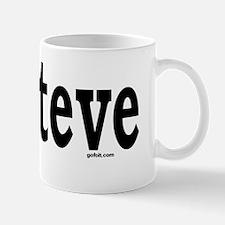 go Steve Mug