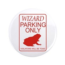 "Wizard Parking 3.5"" Button"